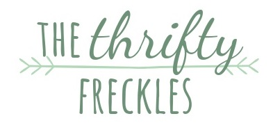 The Thrifty Freckles - Live a happy life on a budget