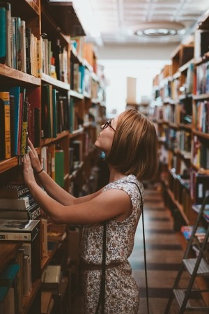 5 great reasons to join your local library