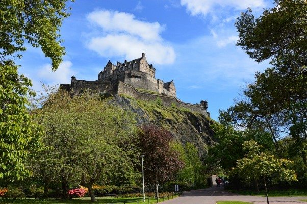 A holiday to Edinburgh on a budget
