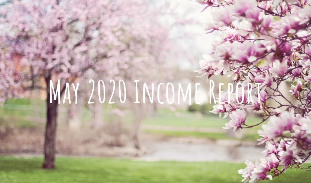 May 2020 Income Report